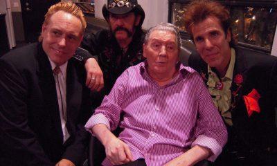 Hear Unreleased Lemmy Kilmister + Niece of Jerry Lee Lewis Song!