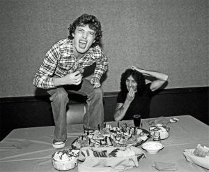 Angus Young is small