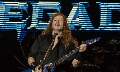 Dave Mustaine reveals plans for Megadeth's video game