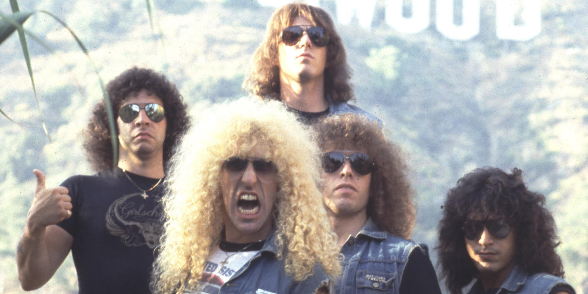 Great Unknown Songs #1 - Twisted Sister Bad Boys (Of Rock & Roll)