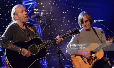 Jackson Browne and Gregg Allman