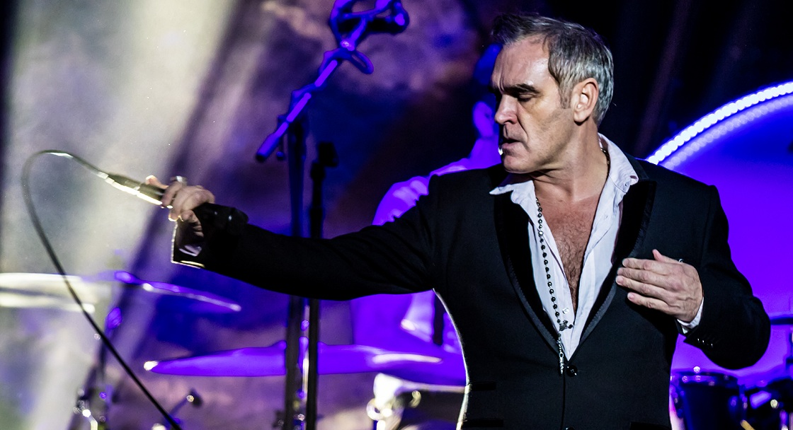 Listen to new Morrissey song Spent The Day In Bed