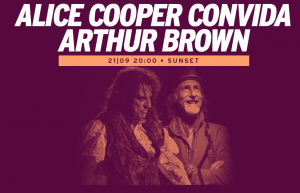 Watch Alice Cooper and Arthur Brown