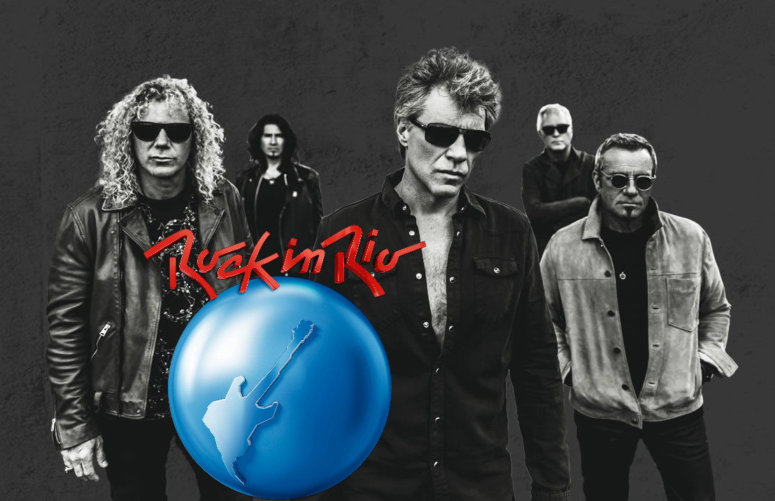 Watch Bon Jovi live on Rock In Rio !