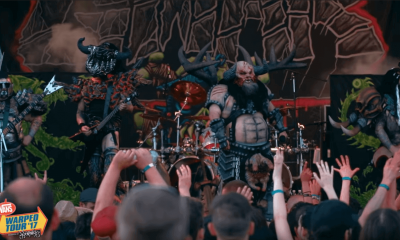 Watch GWAR bizarre version for ACDC's If You Want Blood