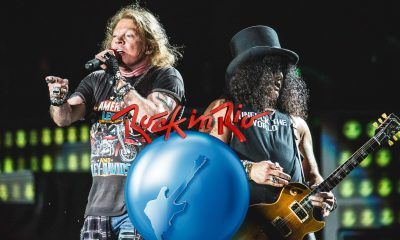 Watch Guns N' Roses on Rock In Rio live !