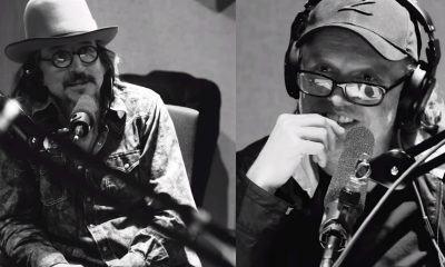 Watch Les Claypool talk about South Park and Metallica with Lars Ulrich