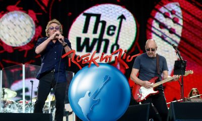 Watch The Who live on Rock In Rio !