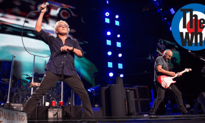 Watch The Who performing for the first time in Brazil