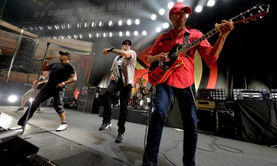 Watch new Prophets Of Rage music video Hail To The Chief