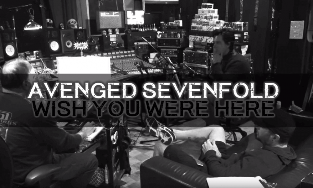 Avenged Sevenfold - Wish You Were Here - Download Festival