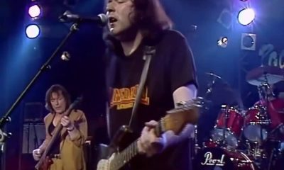 Back In Time: Jack Bruce & Rory Gallagher performing Born Under a Bad Sign