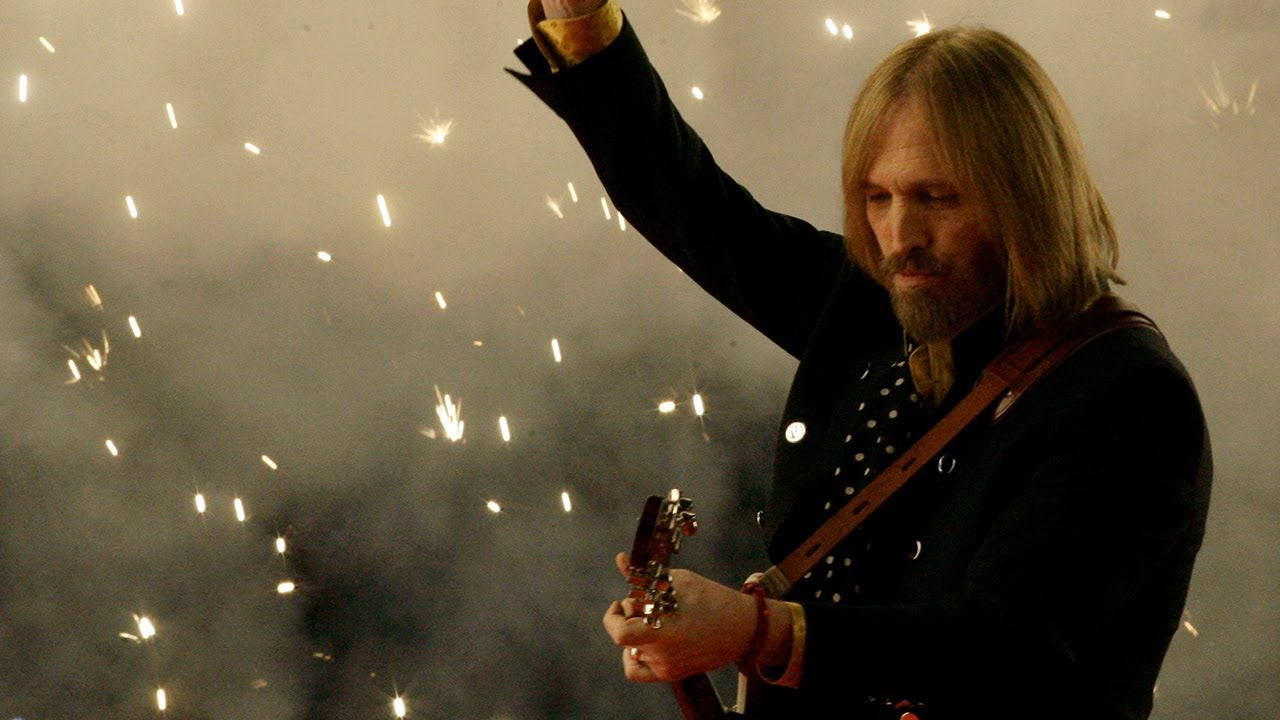 Back In Time: Tom Petty performs at the Super Bowl XLII