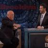 Billy Joel and Jimmy Kimmel