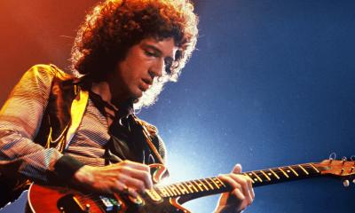 Brian May 80s