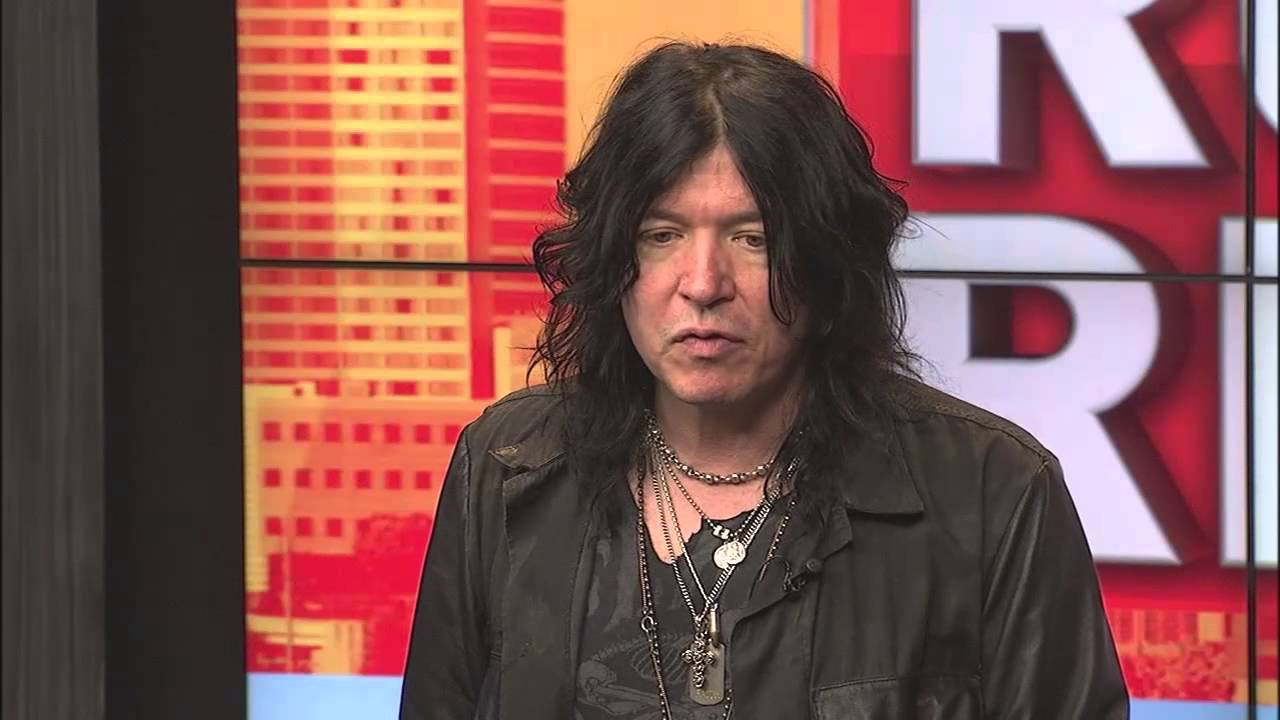 Cinderella's Tom Keifer hospitalized after medical emergency