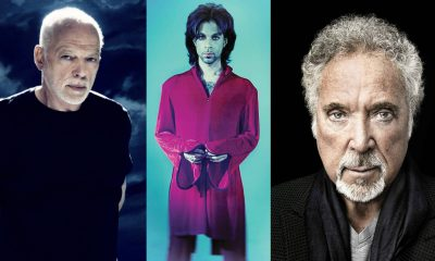 David Gilmour, Prince, Tom Jones