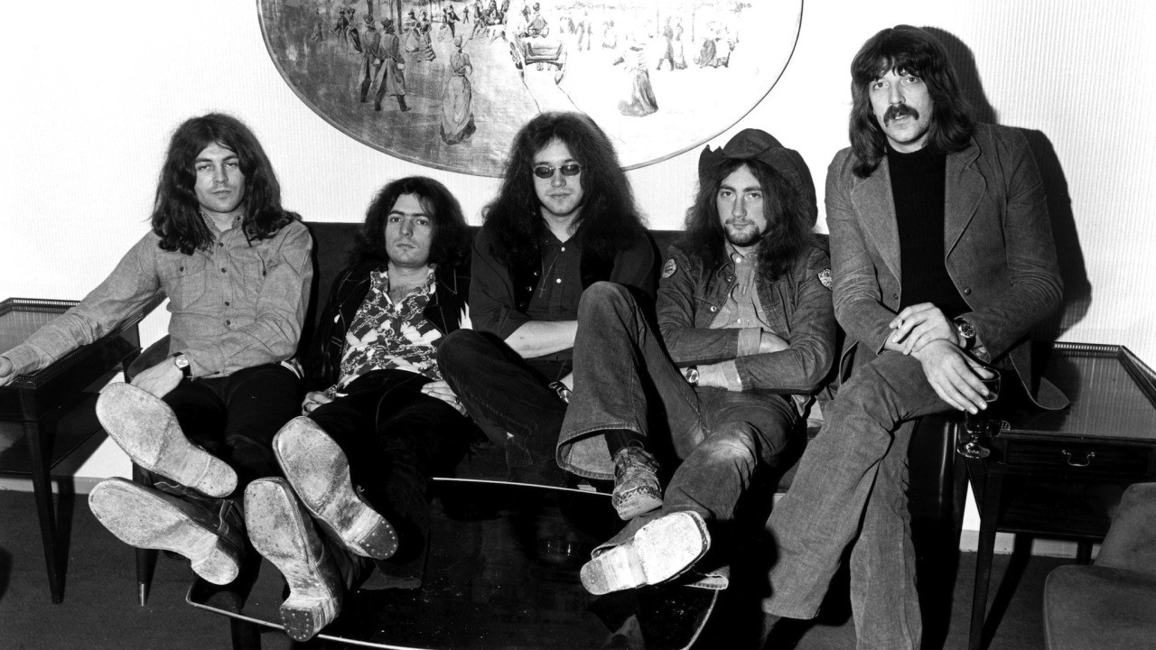 """Deep Purple's """"Smoke on the Water"""" is now preserved in DNA"""