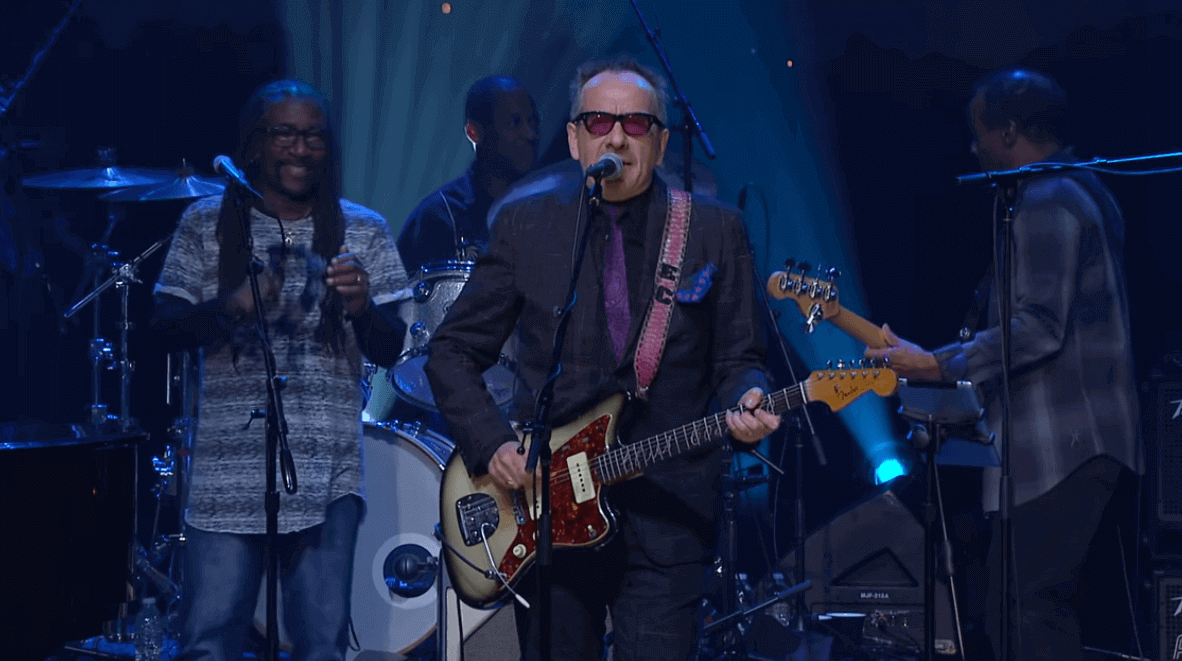 Elvis Costello cover Fats Domino