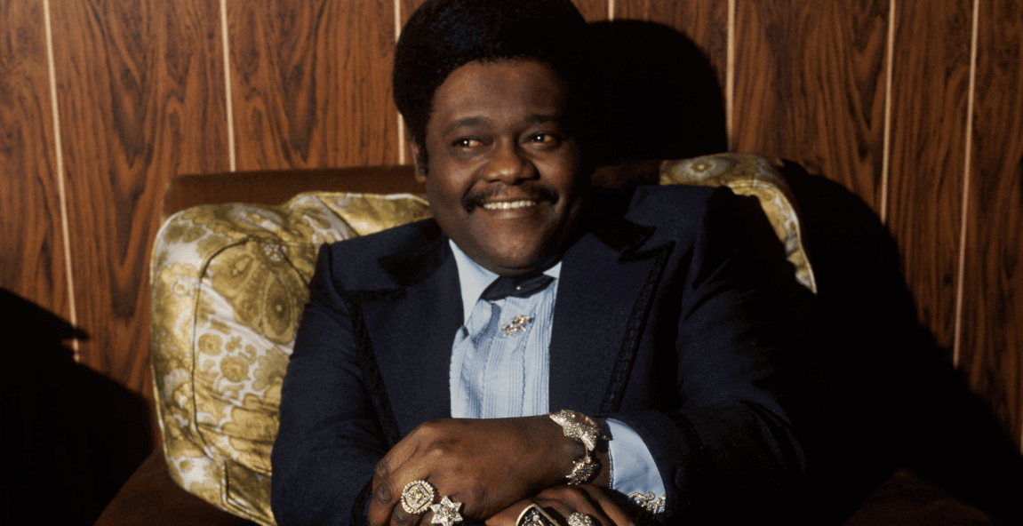 Fats Domino in the 70s