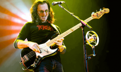 Hear Geddy Lee's isolated bass track on Rush's YYZ