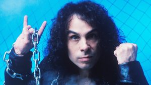 Hear Ronnie James Dio's isolated vocals on Don't Talk To Strangers