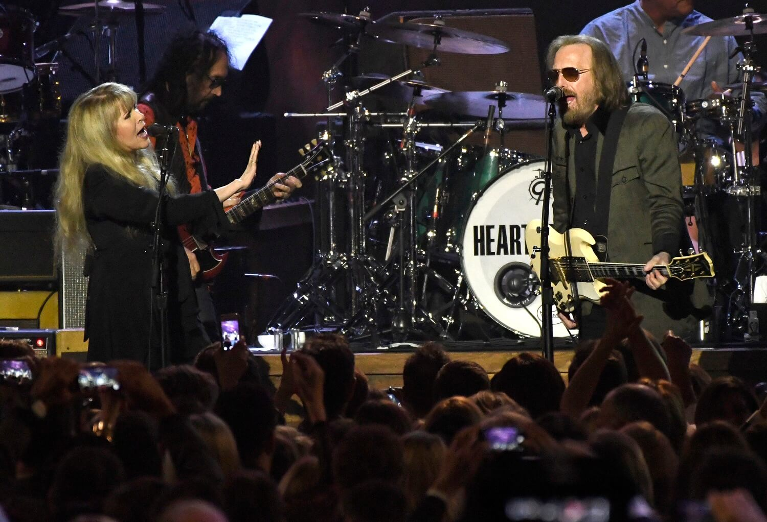 In interview Stevie Nicks talks about the last time she saw Tom Petty