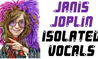 Janis Joplin isolated vocals