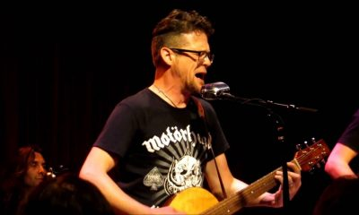 Jason Newsted playing Turn The Page