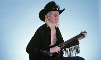 Johnny Winter 1984