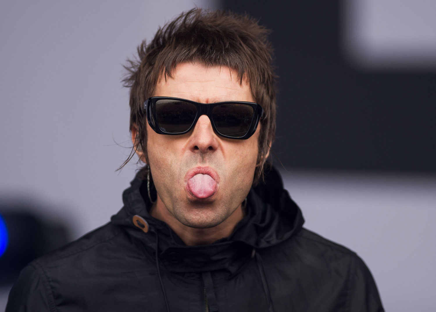 Liam Gallagher says he has to do his own tea because of illegal downloads