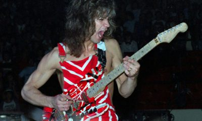 Listen to Eddie Van Halen's isolated guitar track on Hot For Teacher