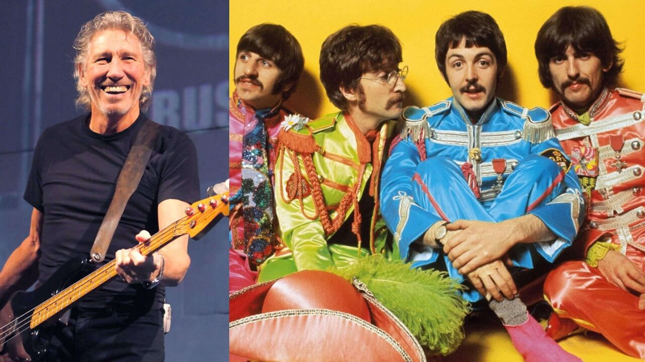 Roger Waters and The Beatles