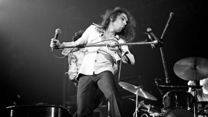 Ronnie James dio young