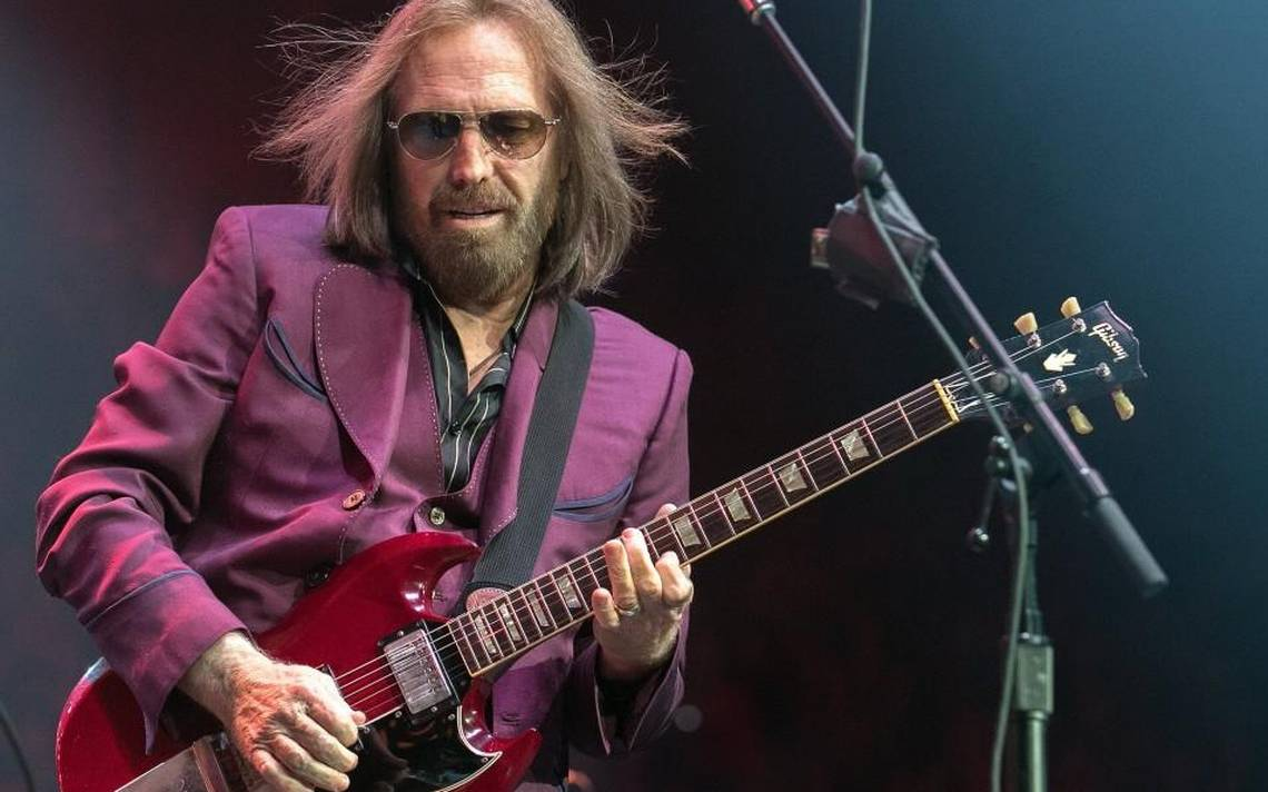 Tom Petty was buried last monday on a private ceremony
