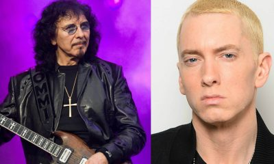 Tony Iommi and Eminem
