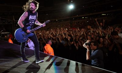 Watch Foo Fighters performing Van Halen's Jump