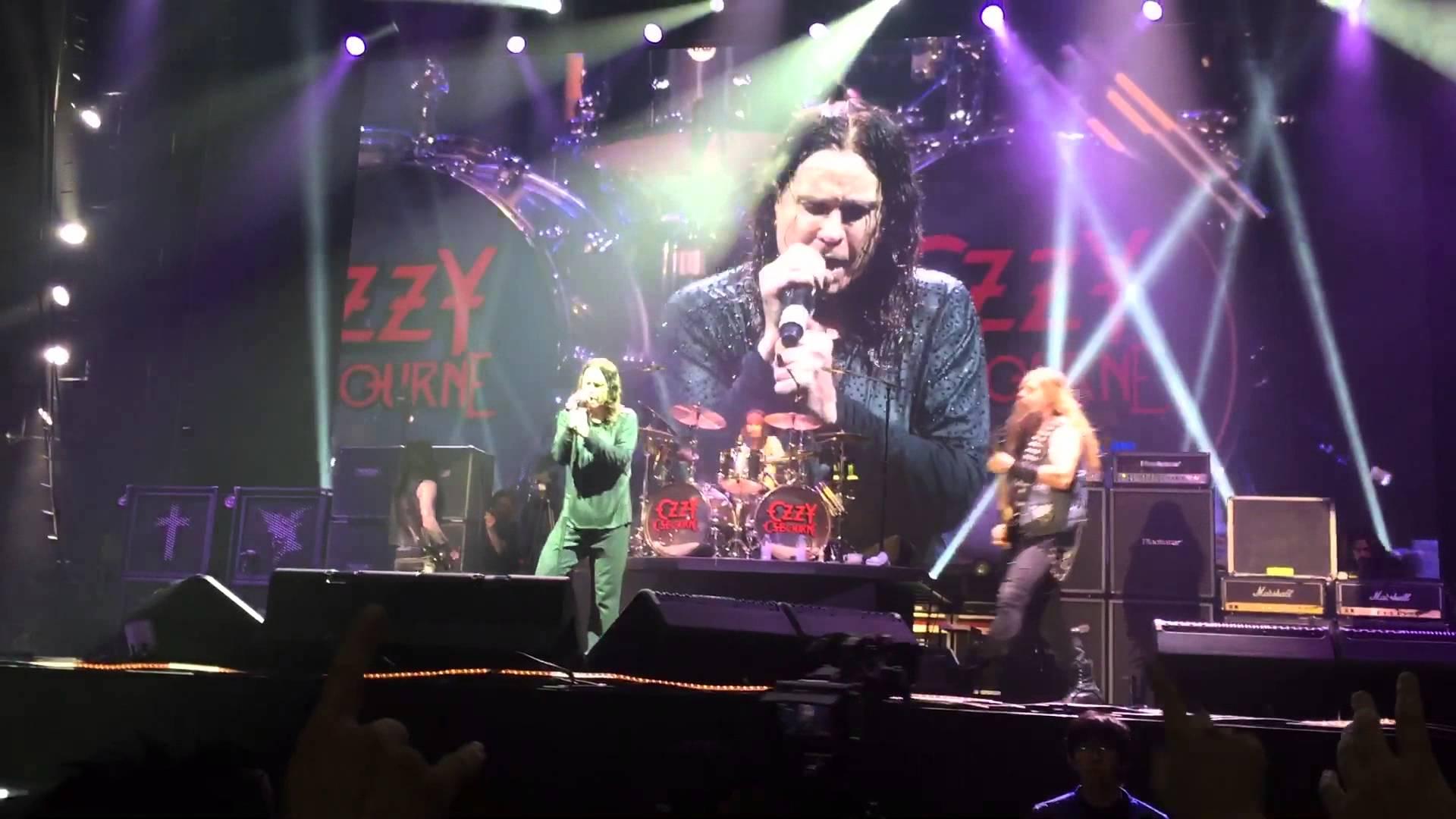 Heavy Metal Concert Tours