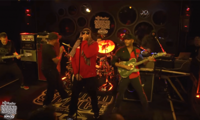 Watch Prophets of Rage performing How I Could Just Kill a Man