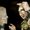 Watch new Marylin Manson video for SAY10 with Johnny Depp