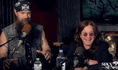 Zakk Wylde and Ozzy Osbourne