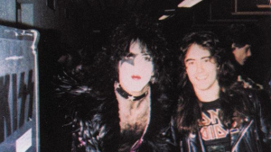 iron maiden opened for kiss