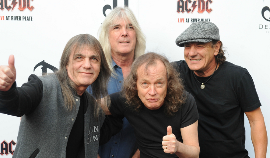 AC/DC with Malcolm Young