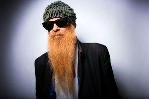 Billy Gibbons beard