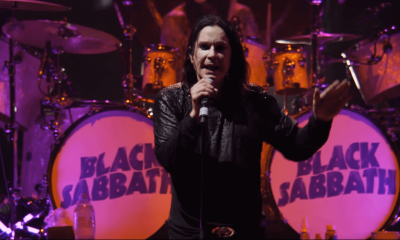 Black sabbath nib the end