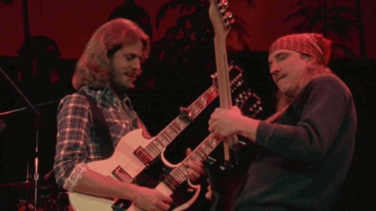 Hear Don Felder and Joe Walsh isolated guitars tracks on