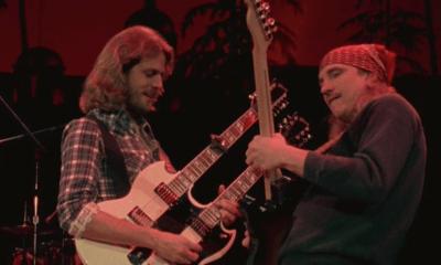 Don Felder and Joe Walsh