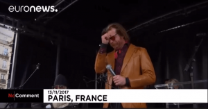 Eagles Of Death Metal Bataclan memorial