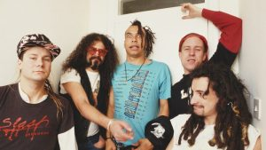 Faith no more chuck mosley