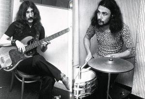 Geezer Butler and Bill WaRD